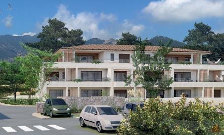 investissement immobilier TERRASSES DE CIACCONE 20144 Porto-Vecchio