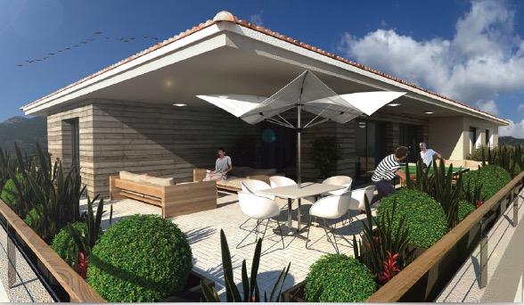 acheter immobilier neuf Corse du sud TERRASSES DE CIACCONE Porto-Vecchio