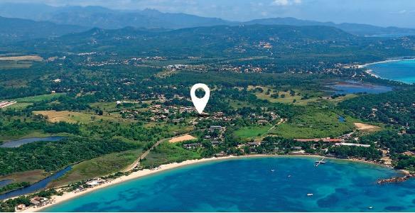 programme résidentiel « Cala Rossa Bay » situé à Lecci