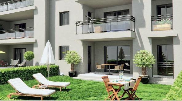 investissement immobilier RESIDENCE SAINT JOSEPH 20144 Porto-Vecchio