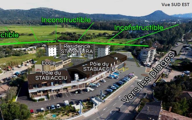 investissement immobilier Stanatura 20144 Porto-Vecchio