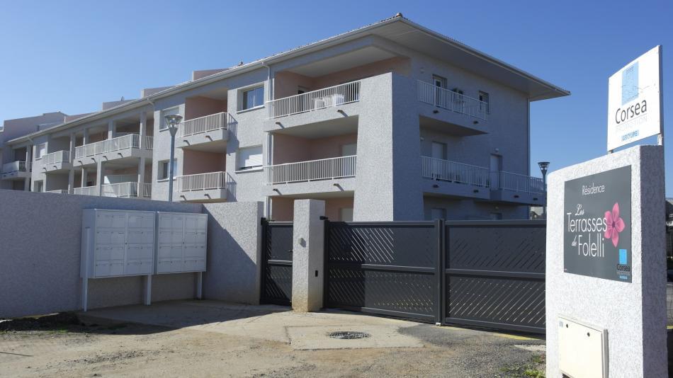 investir dans le Programme immobilier neuf Loi Pinel Corse Les Terrasses de Folelli