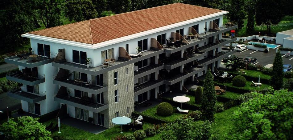Programme immobilier Corse LES TERRASSES DE PORTO - VECCHIO - 20137 Porto Vecchio
